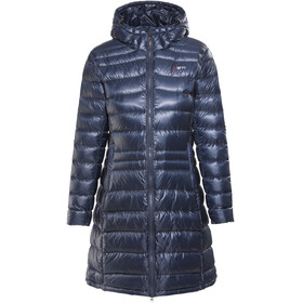 Yeti Faith Lightweight Down Coat Women mood indigo